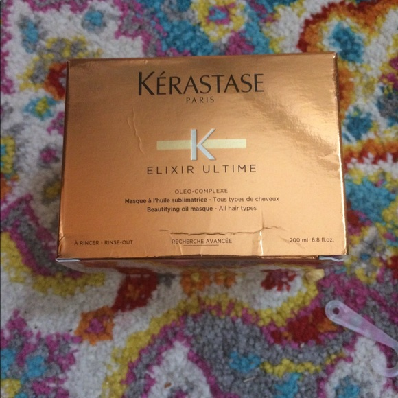 kerastase Accessories - Kerastase elixir ultime masque New, never used
